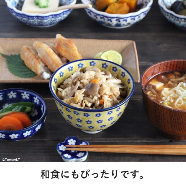 和食にもぴったりです。