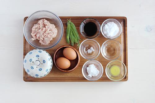 大人も食べたくなるお子様ランチ 鶏そぼろごはんの材料/ポーリッシュポタリー