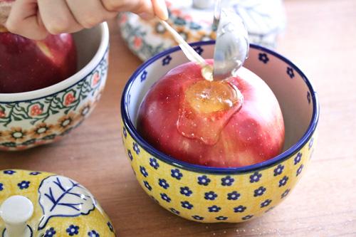 焼きりんごの作り方/ポーリッシュポタリー