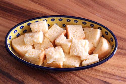 フレンチトーストはちみつ入りの作り方/ポーリッシュポタリー