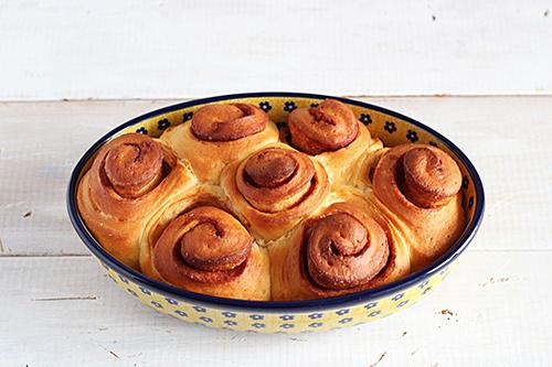 でこぼこちぎりパンの作り方/ポーリッシュポタリー