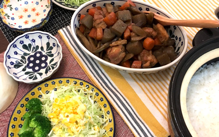 こんにちは 食卓/2軒目/三崎さん家の食卓